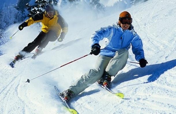 Горные лыжи во имя здоровья нации