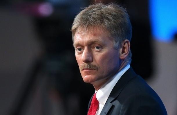 Песков: В Кремле не рассматривают введение визового режима с Белоруссией