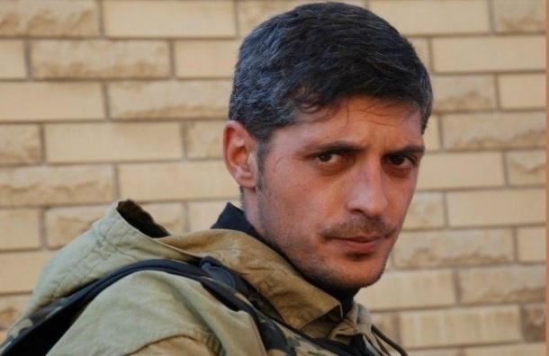 Командира батальона в ДНР Гиви сожгли из огнемета «Шмель»
