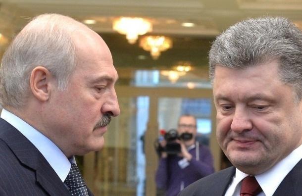 Лукашенко оДонбассе: ответственность всегда напрезиденте
