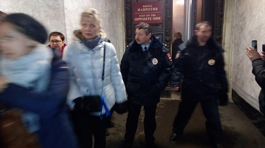 исаакий полиция