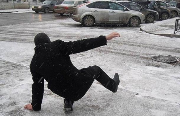 Гололед и сильные морозы ждут петербуржцев в ночь на среду