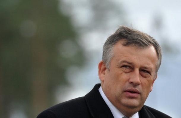 Дрозденко планирует остаться главой Ленобласти, как минимум, до 2021г.