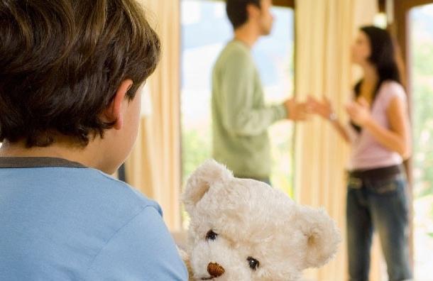 Ученые выяснили, как «делить» детей при разводе