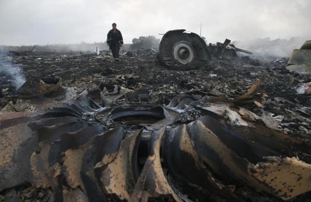 Россия предложила помощь в расшифровке данных о крушении MH17