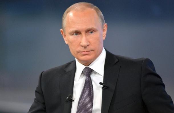 Путин: НАТО стремится втянуть Россию в конфронтацию