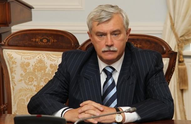 Полтавченко наложил вето на закон о приравнивании встреч с депутатами к митингам
