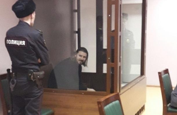 Священнику Грозовскому на три месяца продлили арест