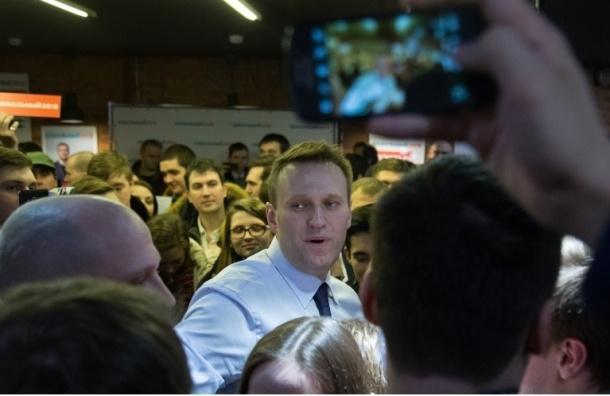 Навальный считает, что Кремль его боится