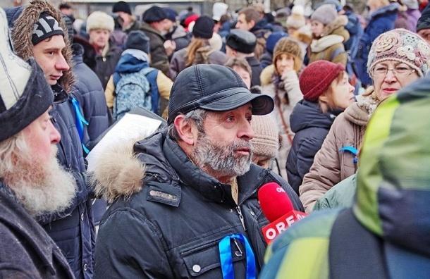 Вишневский непринял извинения Милонова