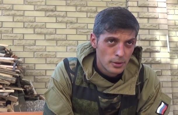 Убийц Гиви в ДНР пообещали найти и наказать по законам военного времени