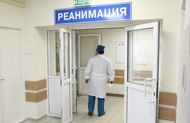 Петербурженка разбилась во время катания на «ватрушке»