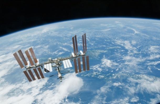 Петербуржцы смогут увидеть в небе МКС