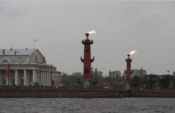 День защитника Отечества в Петербурге