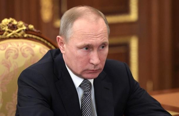 Путин считает, что материальное благополучие россиян улучшится