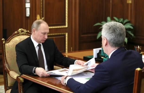 Путин предложил снести все хрущевки в Москве