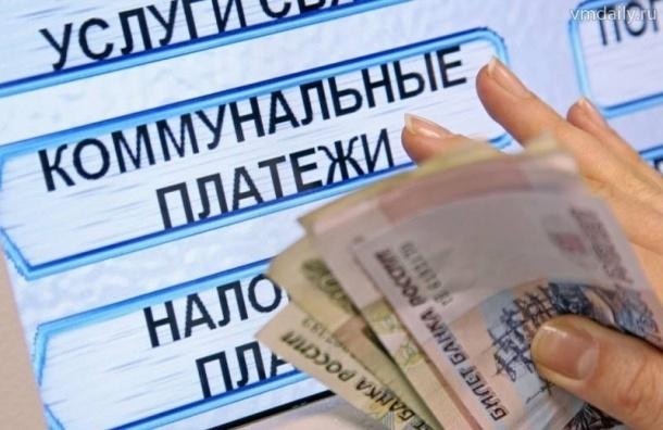 Полтавченко повысил стандарт стоимости услуг ЖКХ в Петербурге
