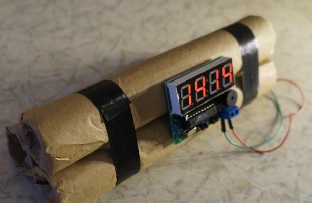 Звонок анонима заставил полицейских искать бомбу в школе Петербурга