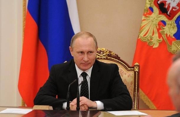 Весной начнет работать неформальный избирательный штаб В.Путина