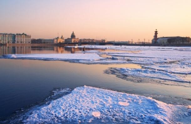 Главный синоптик Петербурга: через три дня в город придет оттепель