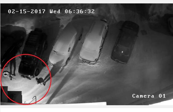 Мужчина расстрелял в упор свою соседку по дому