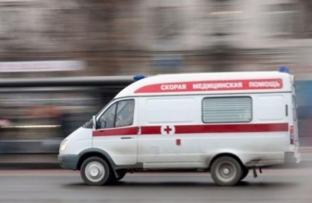 Больной разбил лицо женщине— фельдшеру скорой помощи