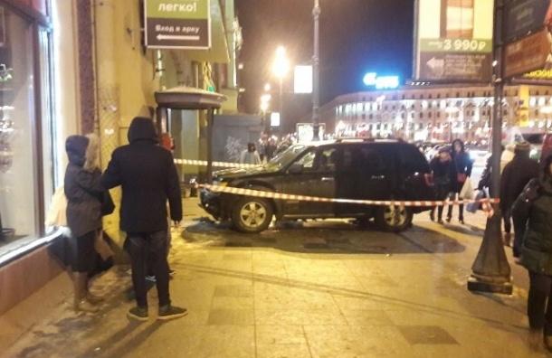 ГИБДД: в ДТП на Лиговском проспекте пострадали четыре человека