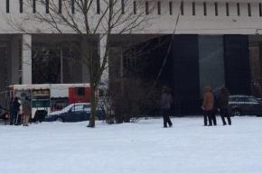 Человек погиб при пожаре в Московском районе