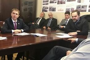 Министр экологии посетил «Красный Бор»