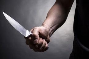 Петербуржец метнул нож в голову 17-летней падчерице