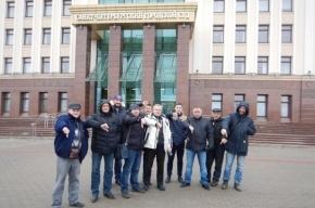 Дальнобойщика оштрафовали на 50 тысяч за перекрытие ЗСД