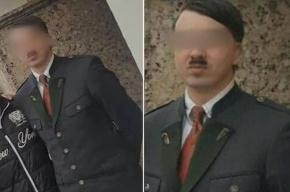 Полиция арестовала в Австрии двойника Гитлера