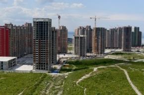 Долгострой «Города» проинспектировал Албин