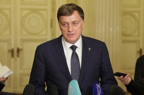 Макаров узнал от журналистов о бизнесе дочери
