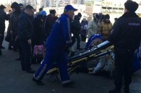Пожилой мужчина умер у станции «Озерки»