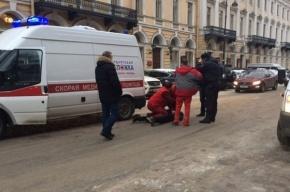 Петербуржец за нападение на водителя «скорой» получил условку