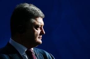 Порошенко: сохраняется угроза «полномасштабной войны» с Россией