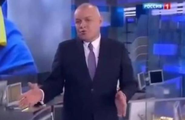«Бродячий цирк устроили». Дмитрий Киселев разругался с управляющим НОД из-за Трампа
