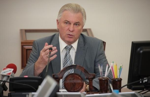 Глава Бурятии Вячеслав Наговицын подал в отставку
