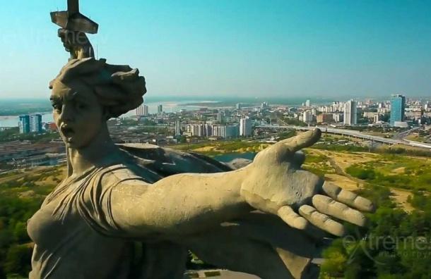Жириновский пообещал переименовать Волгоград в Сталинград в случае президентства