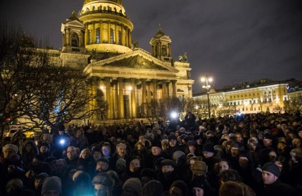 Горизбирком хочет запретить проводить референдум поИсаакию