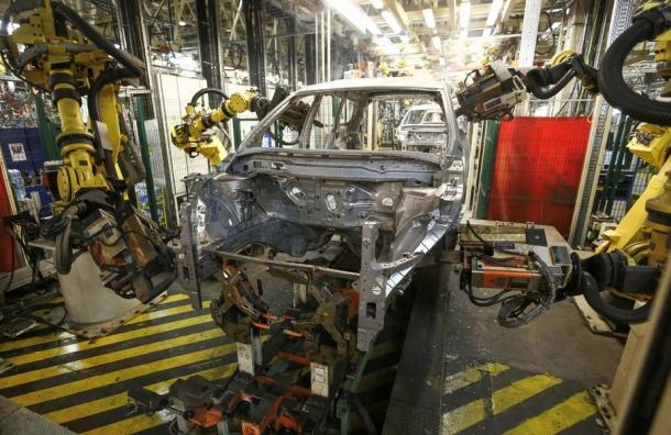 Темпы роста петербургского автопрома сократились до 8%