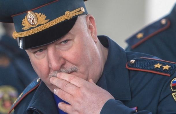 Уэкс-главы МЧС поПетербургу отыскали полтора десятка элитных квартир