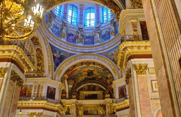 Переезд музея изИсаакиевского собора обойдется в139 млн рублей