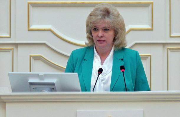 Агапитова получила заявление от Бажутиной