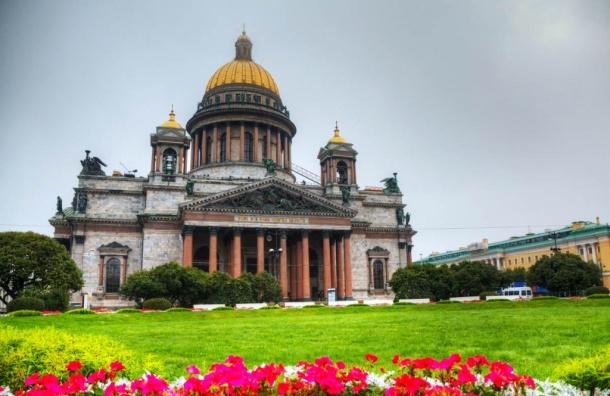 Церковь прокомментировала референдум осудьбе Исаакиевского храма