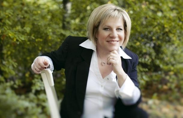 Марина Шишкина стала главой «Справедливой России» вПетербурге