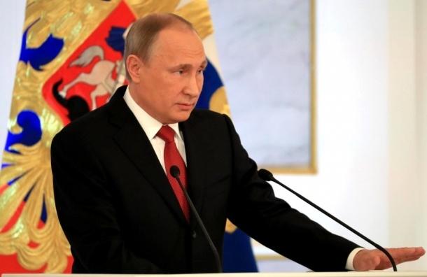 Путин проведет ночь вкрасноярской тайге