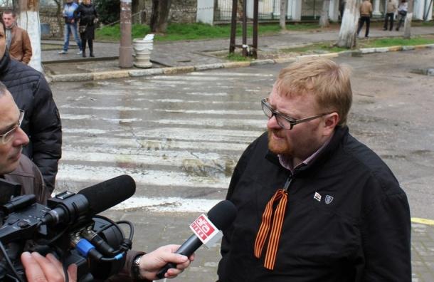 Семья депутата Милонова усыновила месячного мальчика