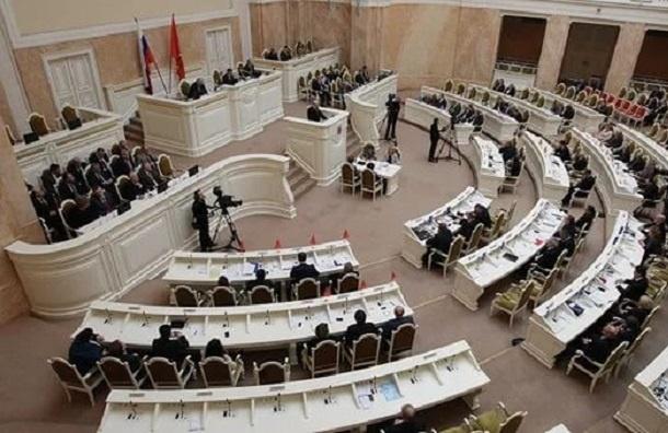 Смольный отказал всогласовании «Марша взащиту Петербурга»